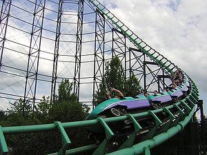Phantom's Revenge at Kennywood.
