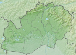 KZ West Kazakhstan Region Relief.png