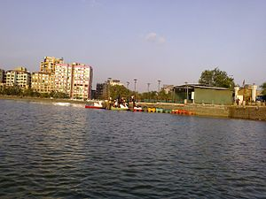 Kalyan - Kala Talao, a historic lake