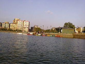 Kalyan - Kala Talao, a historic lake