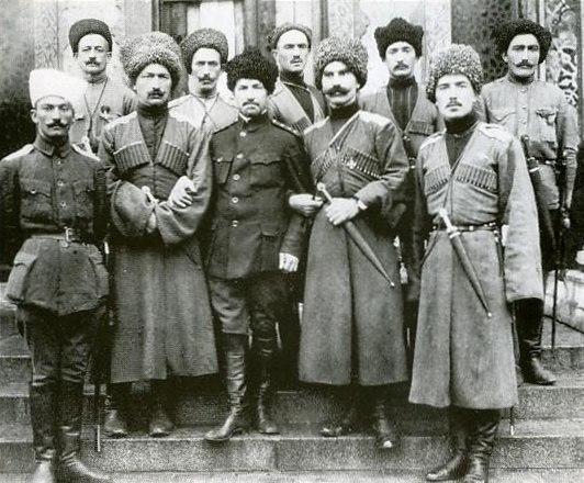 Karachay Soldiers