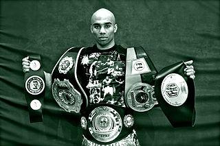 Karim Ghajji French kickboxer