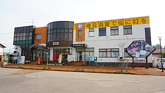 Kariwano Station - Kariwano Station in July 2018