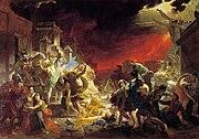 Karl Briullov, The Last Day of Pompeii (1827–1833)