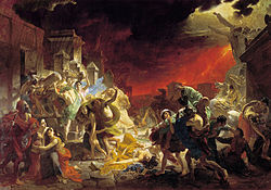Karl Briullov, The Last Day of Pompeii (1827–1833).jpg