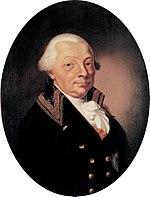 Kurfürst Karl Friedrich von Baden