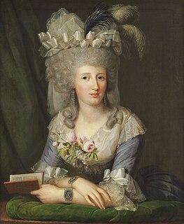 Karoline von Schlotheim Mistress of German royalty