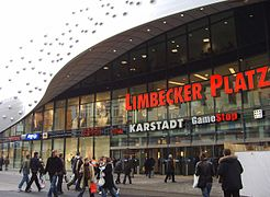 limbecker platz einkaufszentrum wikipedia. Black Bedroom Furniture Sets. Home Design Ideas