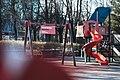 Kaubamaja playground closed.jpg