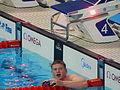 Kazan 2015 - Adam Peaty wins 100m breaststroke.JPG