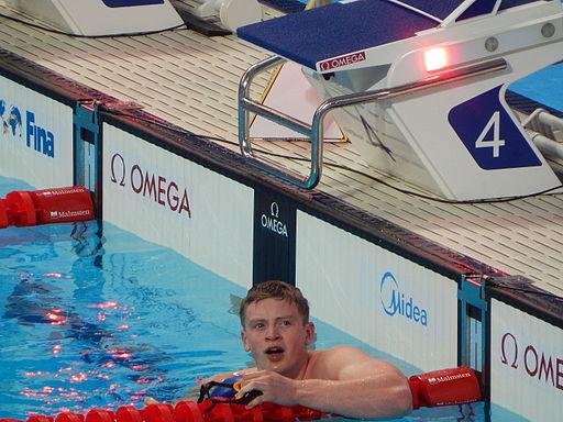 Kazan 2015 - Adam Peaty wins 100m breaststroke