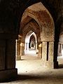 Khirki Masjid Arches (3010360210).jpg