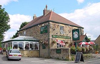 Killingworth Village - Image: Killingworth Arms