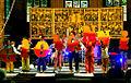 Kinderzirkus Giovanni, 6. Lange Nacht der Kirchen in Hannover, 2012 Marktkirche, Beginn der Vorstellung II.jpg