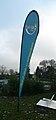 Kingston park and ride flag.JPG
