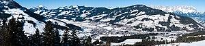 Kirchberg in Tirol - Image: Kirchberg Panorama