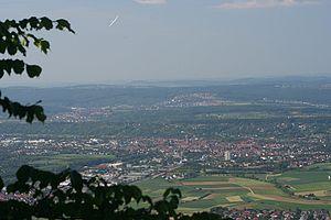 Kirchheim unter Teck - Image: Kirchheim teck