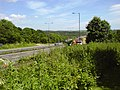 Kirklees Way Path by the M62 - geograph.org.uk - 887256.jpg