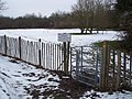 Kissing Gate near Rolvenden Primary School - geograph.org.uk - 1711061.jpg