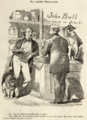 Kladderadatsch 1876 - Der englische Schwerpunkt.png