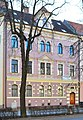 Klagenfurt Viktringer Ring 11 Baujahr 1889 Geburtshaus Herbert Boeckl 25022009 04.jpg