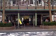 Kleinmarkthalle Frankfurt Haupteingang