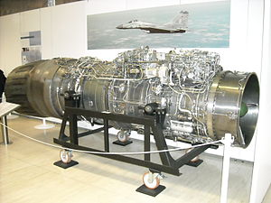 Klimov RD-33 turbofan engine.JPG