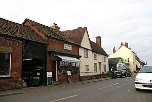 Gamlingay - Church Street