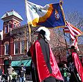Knights of Columbus in St. Patrick's Day Parade in Fort Collins, Colorado.jpg