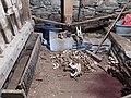 Knochenmühle (Mühlhofe) Knochenstampfe.jpg