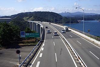 Expressways of Japan - Kobe-Awaji-Naruto Expressway