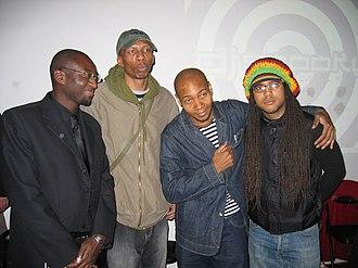 Kodwo Eshun - Kodwo Eshun, Hank Shocklee, Paul Miller, Daniel Bernard Roumain at Chelsea Art Museum 2005