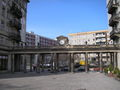 Kolonnaden Karl-Marx-Allee Block G Berlin April 2006 124.jpg