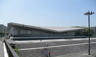 Komazawa Volleyball Courts