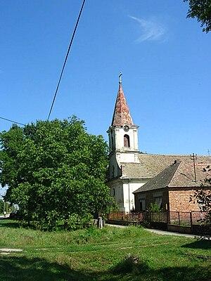 Konak, Sečanj - Image: Konak, Catholic Church