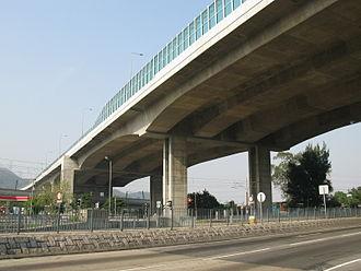 Kong Sham Western Highway - Image: Kong Sham Western Highway