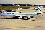 Korean Air B747-400 HL7407 at FRA (16141012401).jpg