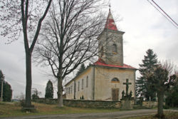 St. George church in Kunvald