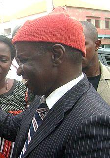 Kumba Ialá Bissau-Guinean politician