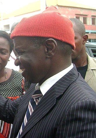 Guinea-Bissau presidential election, 2009 - Image: Koumbayala