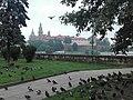 Kraków, Zamek Wawelski.jpg