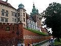 Kraków (Cracow) - Wawel Royal Castle - panoramio.jpg