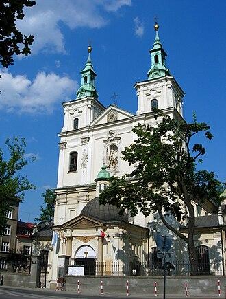 John of Głogów - St. Florian's Church, Kraków