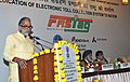 Krishan Pal addressing at the launch of the Electronic Toll Collection (ETC) System for Delhi-Mumbai Highway, in New Delhi. The Union Minister for Road Transport & Highways, Shipping, Rural Development.jpg