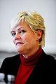 Kristin Halvorsen, finansminister Norge, under sessionen i Kopenhamn 2006.jpg