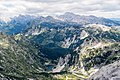 Krnsko jezero iz Krna z Julijskimi Alpami 1.jpg