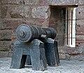 Kulmbach - Plassenburg - cannon (aka).jpg