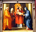 Kunsthistorisches Museum Wien, Fra Bartolomeo, Darbringung Christi im Tempel.JPG