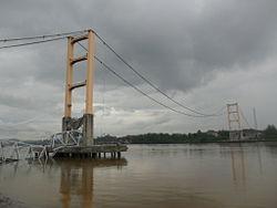 Jembatan Kutai Kartanegara Wikipedia Bahasa Indonesia