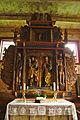 Kvernes Stave Church Altar.jpg